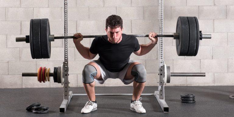 pause squat