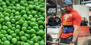 peas featured