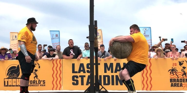 These Are Your Finalists for the 2019 World's Strongest Man (Day 3 Results)