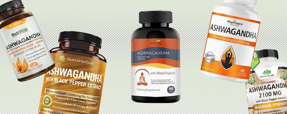 Best Ashwagandha Supplements