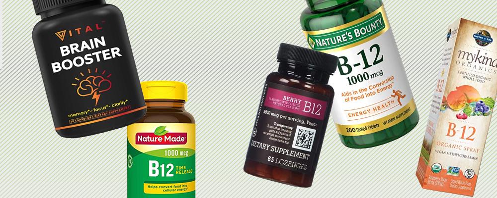Best B12 Vitamin Supplements