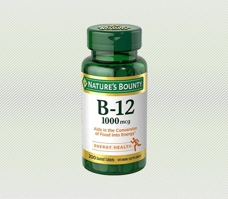 why take vitamin b12 supplements