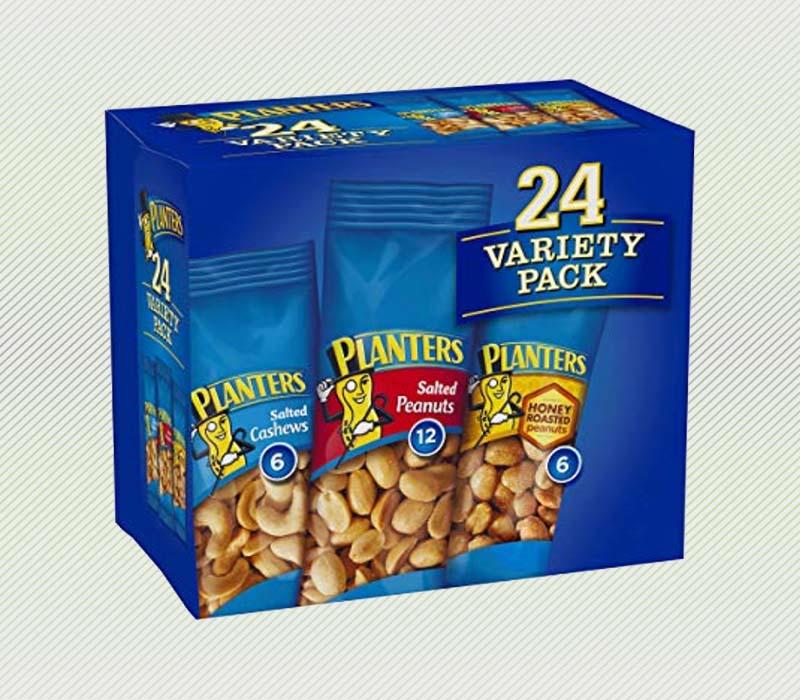 Planters Peanuts Healthy Snack