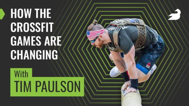 CrossFit Athlete Tim Paulson
