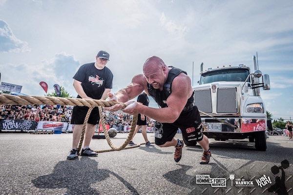 Strongman JF Caron