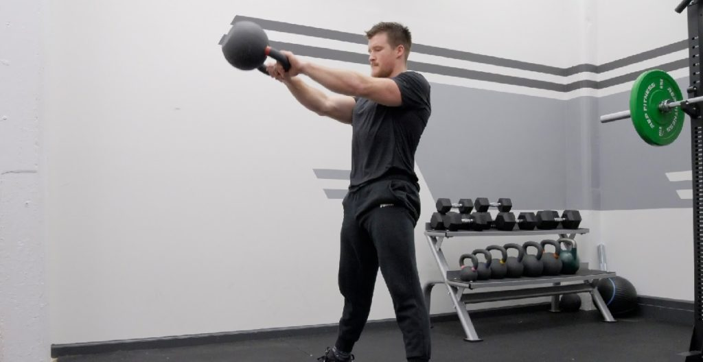 Kettlebell Swing Proper Hip Extension