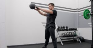 Kettlebell Swing Proper Hip Extension