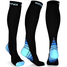 Physix Gear Compression Socks for Men & Women