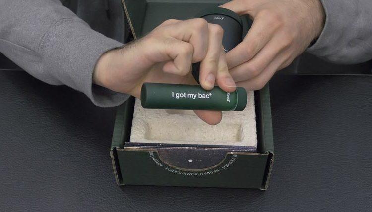 Seed Synbiotic packaging
