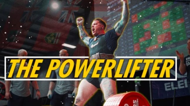 The Powerlifter