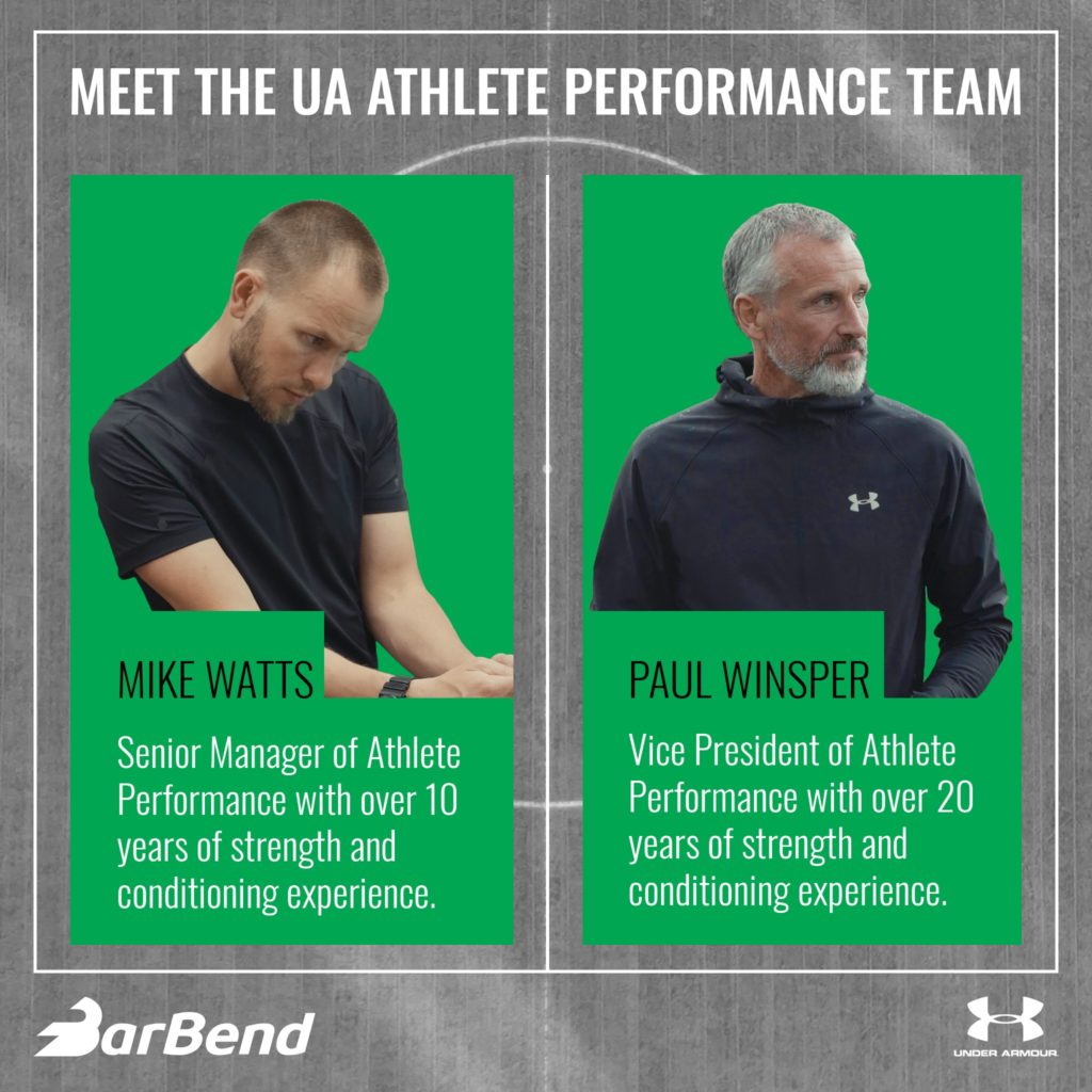 Under Armour Athlete Performance Coaches