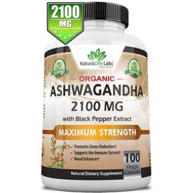 NaturaLife Organic Ashwagandha