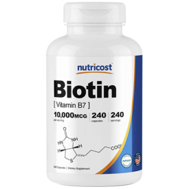 Nutricost Biotin