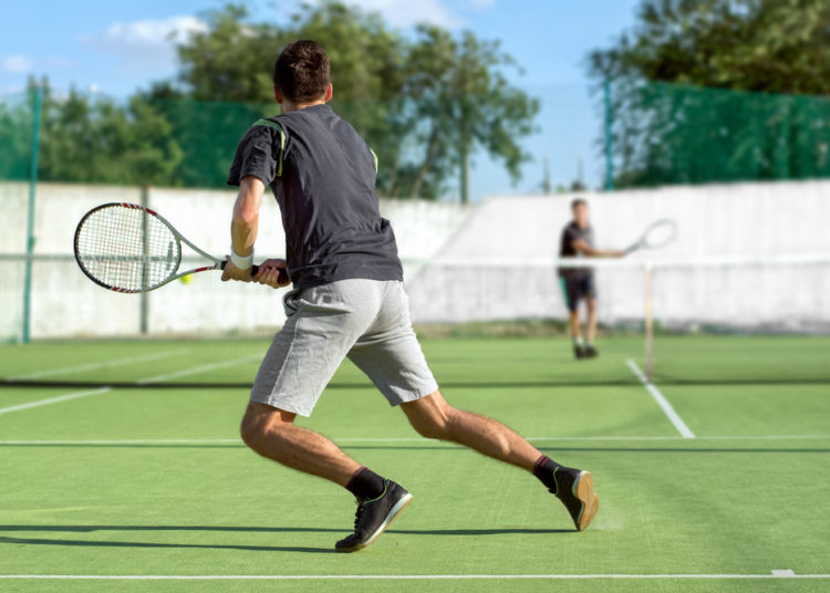 tennis lateral