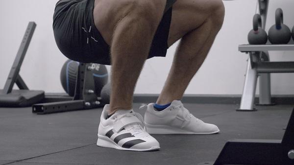 Adidas Adipower 2 Heel Height