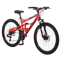 Schwinn Protocol Dual-Suspension Mountain Bike