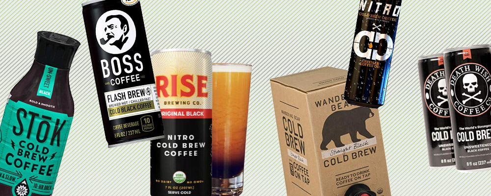 Best Cold Brew Coffee Brands