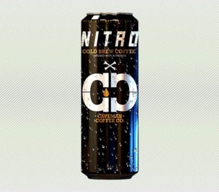 Caveman Coffee Nitro Cold Brew Coffee