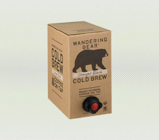 Wandering Bear Organic Cold Brew