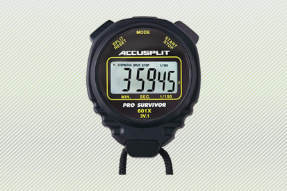 ACCUSPLIT Pro Survivor - A601x Stopwatch