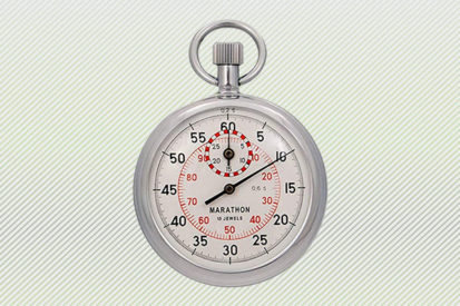 Marathon ST211003 Mechanical Stopwatch