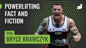Bryce Krawczyk Powerlifter