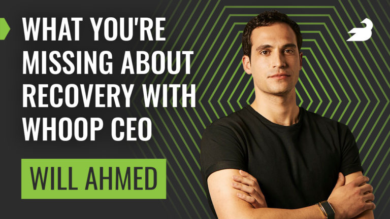 Will Ahmed CEO of WHOOP