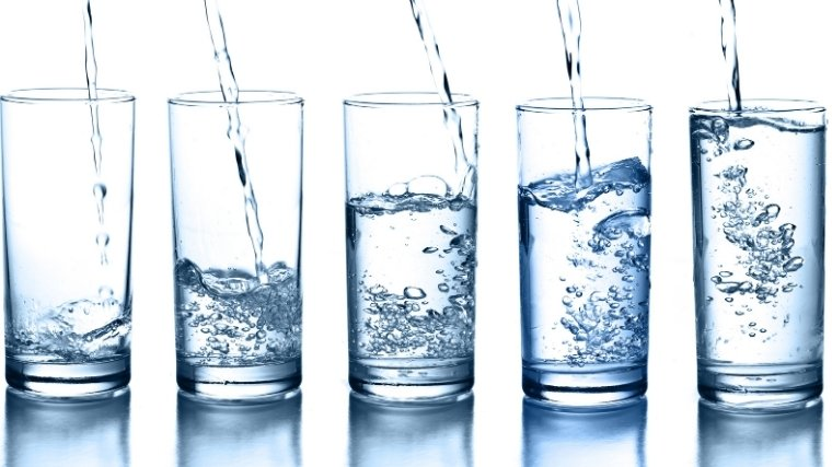 Water for appetite