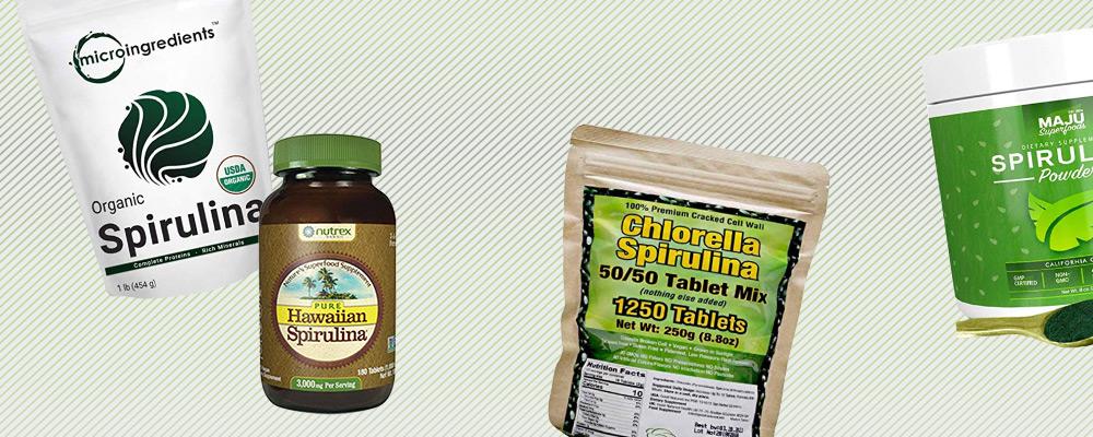 Best Spirulina Supplements - BarBend