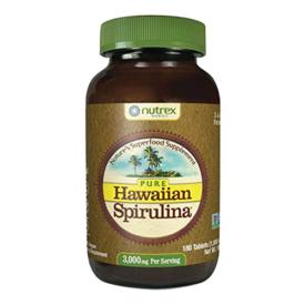 Pure Hawaiian Spirulina Tablets
