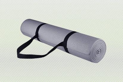 BalanceFrom GoYoga All Purpose High Density Non-Slip Yoga Mat