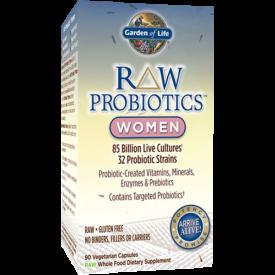 Garden of Life Raw Probiotics for Women