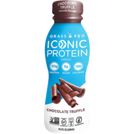 Iconic Protein Drinks