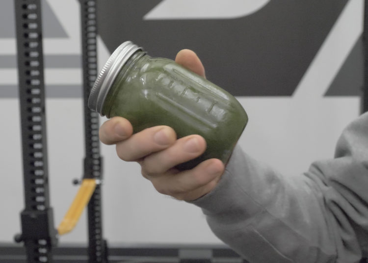 idealgreens superfood blend shake