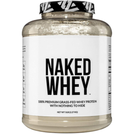 Naked Nutrition's Naked Whey