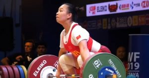 2019 IWF Weightlifting World Championships Day 2 Recap