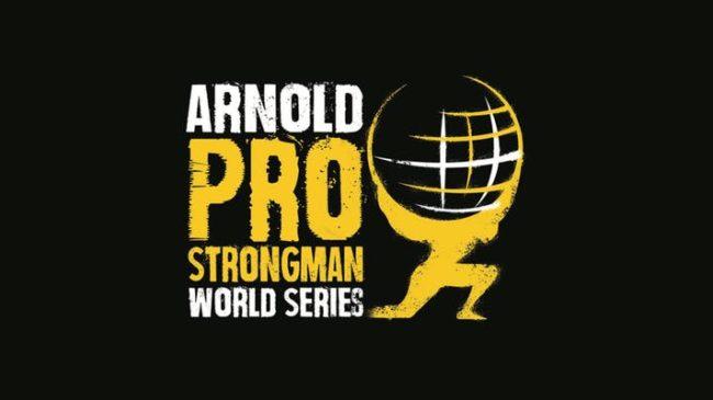 Arnold Strongman USA