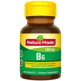 Nature Made B6 Tablets