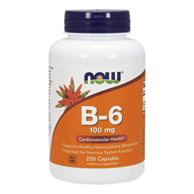 NOW Foods Vitamin B6