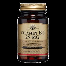 Solgar Vitamin B6