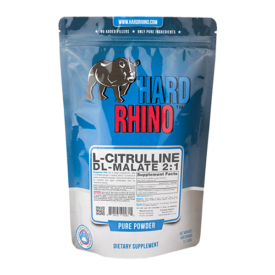 Hard Rhino L-Citrulline DL-Malate