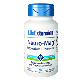 Life Extension Magnesium Threonate