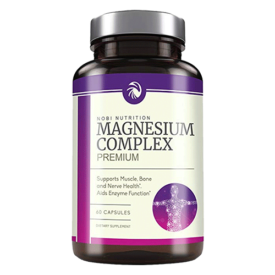 Nobi High Absorption Magnesium