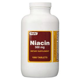 Rugby Niacin Tablets