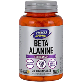 NOW Sports Beta-Alanine Capsules