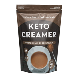 Nutrition 360 KETO Creamer with MCT Oil