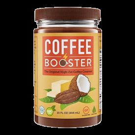Coffee Booster Organic Keto-Friendly Ghee and Coconut Oil Coffee Creamer