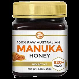 100% Raw Australian Manuka Honey