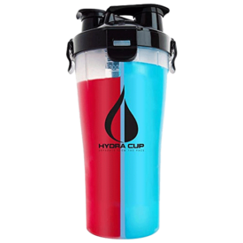 Hydra Cup Dual Threat Shaker Bottle