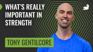 Tony Gentilcore